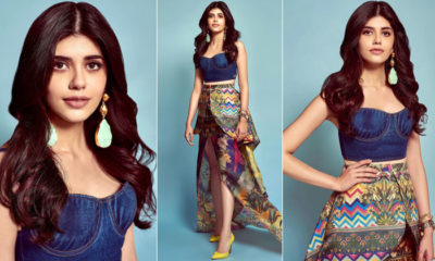 Sushant Singh Rajput's Dil Bechara co-star Sanjana Sanghi flaunts her denim love affair | Bollywood Bubble