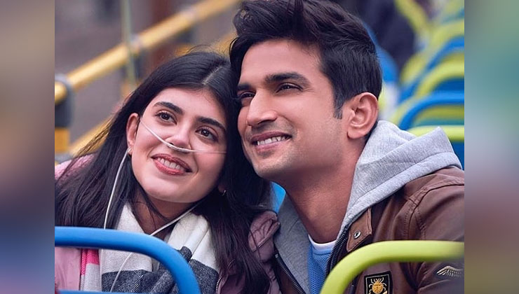 Sushant Singh Rajput's Dil Bechara co-star Sanjana Sanghi misses him everyday; shares a still from the movie | Bollywood Bubble
