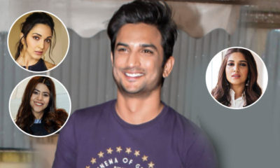 #SushantDay: Kiara Advani, Ekta Kapoor, Bhumi Pednekar remember Sushant Singh Rajput | Bollywood Bubble