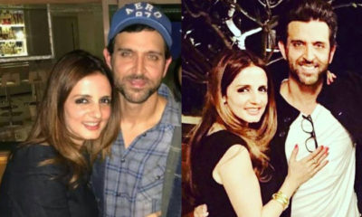 Sussanne Khan wishes Hrithik Roshan on birthday with a special video | Bollywood Bubble