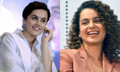 Taapsee Pannu shares cryptic post on 'jealousy' after Kangana Ranaut's comment | Bollywood Bubble
