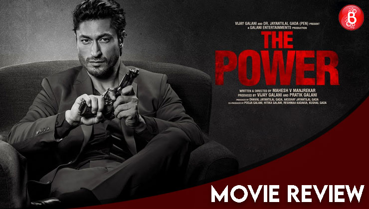 The Power Movie Review: Even Vidyut Jammwal's hi-flying action can't save this outdated and predictable script | Bollywood Bubble
