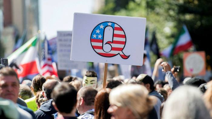 The allure of QAnon: The Cult of Q that has taken the USA by storm