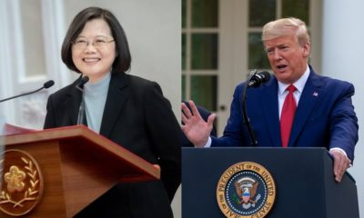 US removes self-imposed restrictions on interactions with Taiwan