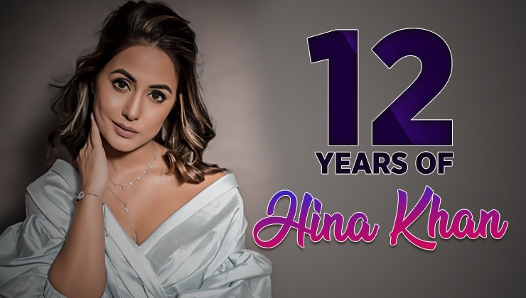 EXCLUSIVE: Hina Khan completes 12 years, recounts the ups and downs | Bollywood Bubble