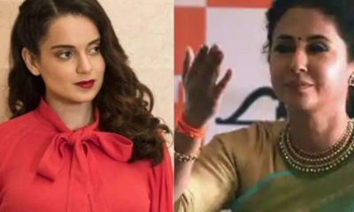 Urmila Matondkar buys new office worth over Rs 3 crore weeks after joining Shiv Sena; Kangana Ranaut takes a dig at her | Bollywood Bubble