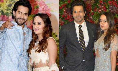 Varun Dhawan and Natasha's first wedding ritual to take place in Mumbai? | Bollywood Bubble
