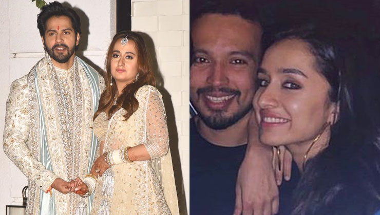 Varun Dhawan drops a major hint about Shraddha Kapoor and Rohan Shrestha's marriage; is it happening next? | Bollywood Bubble