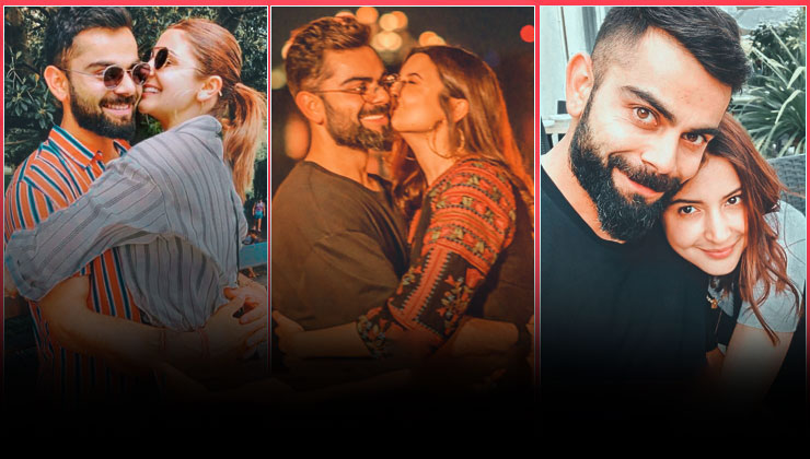 Virat Kohli-Anushka Sharma Enter Parenthood: Check out the gorgeous couple's most romantic pictures | Bollywood Bubble