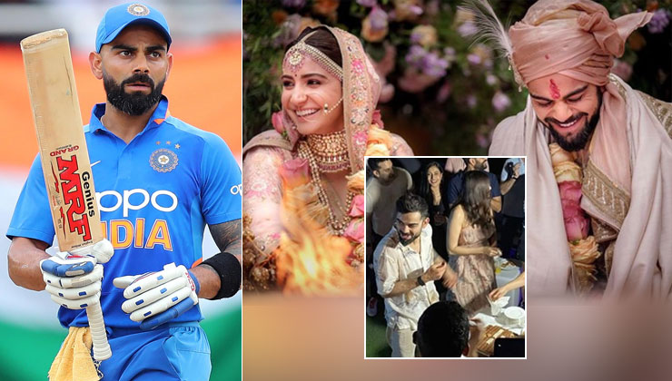 Virat Kohli & Anushka Sharma: From marriage anniversary to their baby girl's birthday, why number 11 is lucky for Virushka | Bollywood Bubble