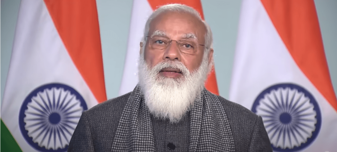 Key highlights from PM Modi's speech at the Davos Summit