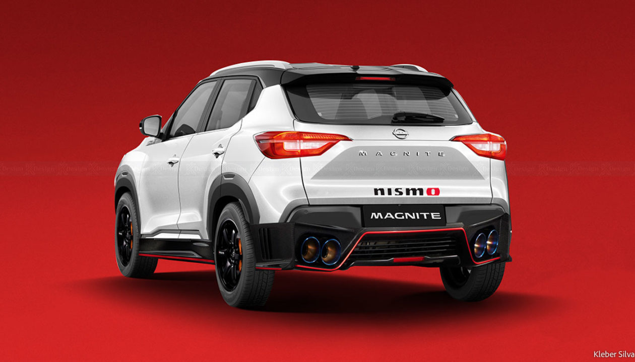 Nissan Magnite NISMO Edition Rendered-2