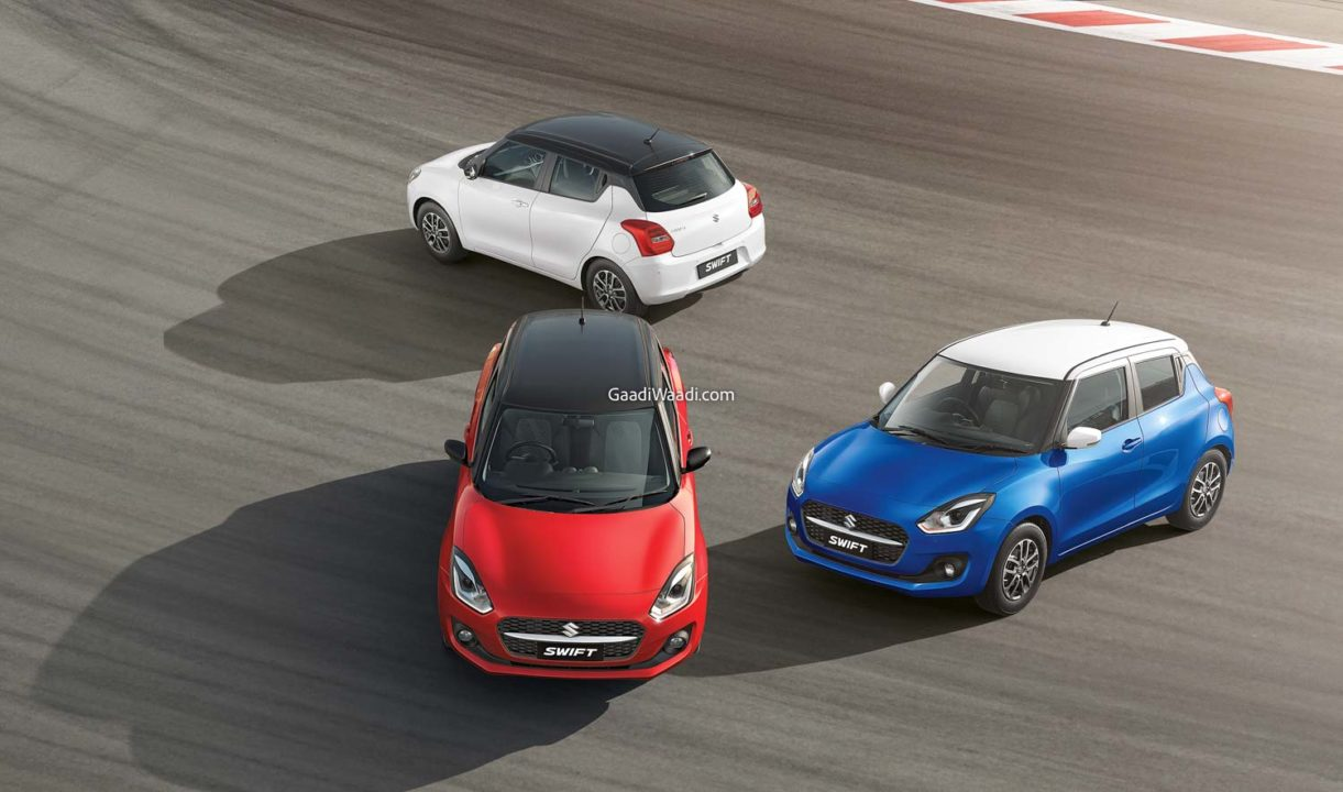 2021 Maruti Swift-5