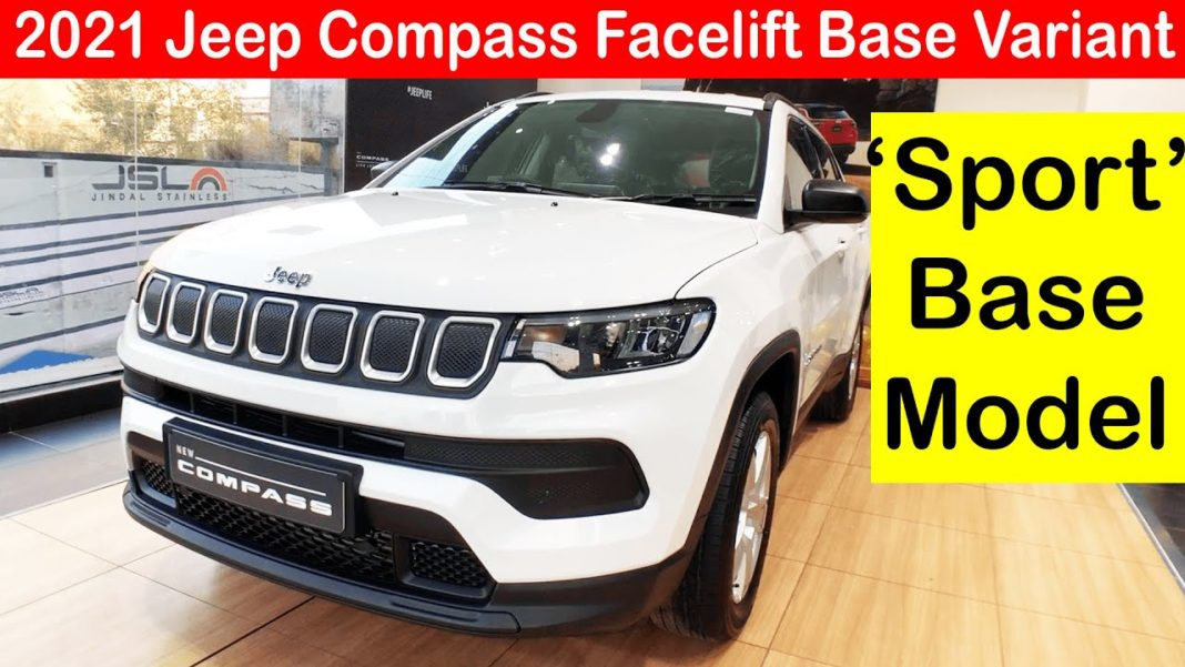 2021 Jeep Compass Base Variant