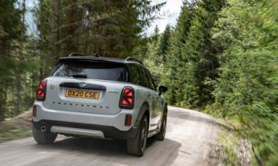 2021 MINI Countryman Facelift 2