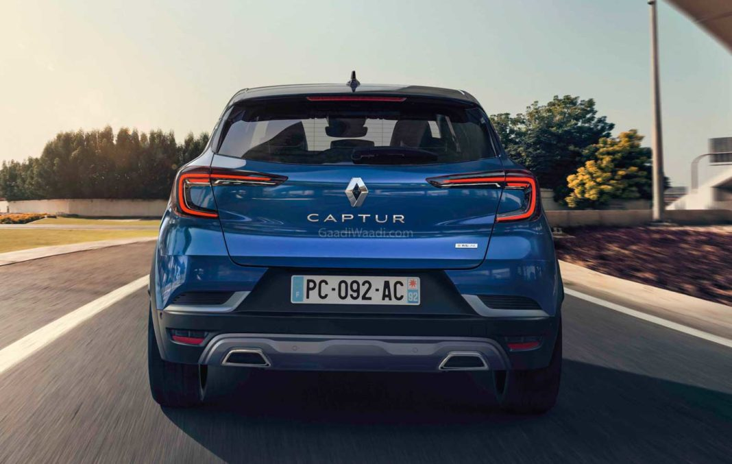 RENAULT CAPTUR VERSION RS LINE