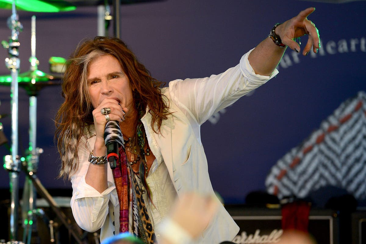 Aerosmith appear to confirm Glastonbury slot for 2022