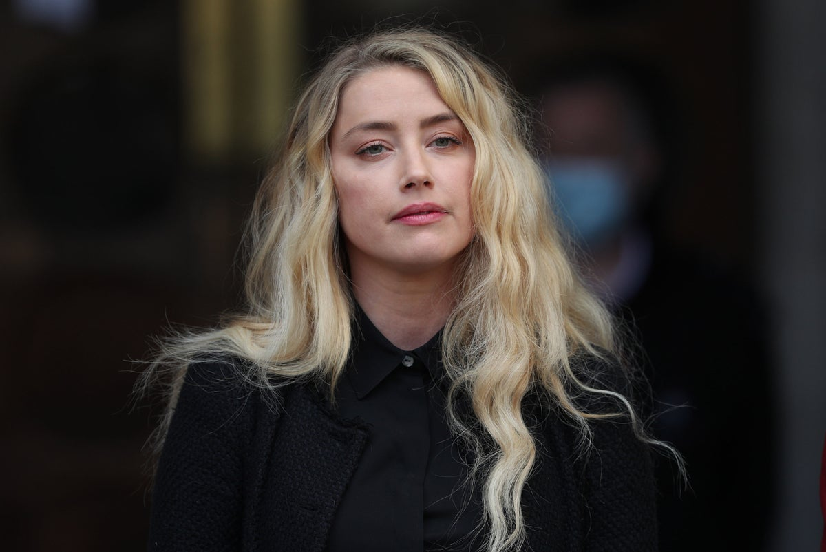 Amber Heard responds to Marilyn Manson abuse allegations