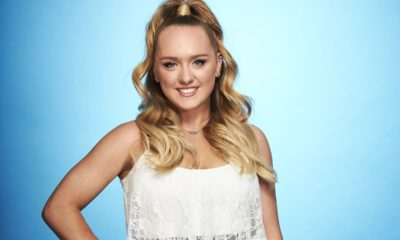 Amy Tinkler eliminated from Dancing on Ice