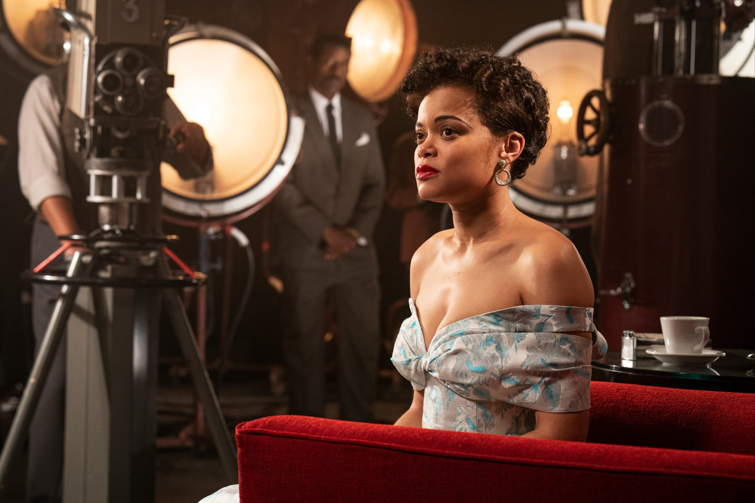 <p>Day gives an uncanny performance as the jazz icon </p>