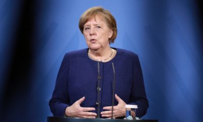 Angela Merkel refuses AstraZeneca vaccine as 1.4m doses go unused