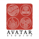 An illustration of the Avatar Studios logo.