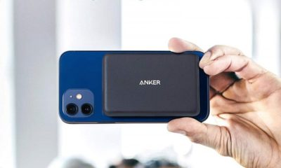 Anker's Latest Battery Pack Sticks to Your iPhone 12 with MagSafe