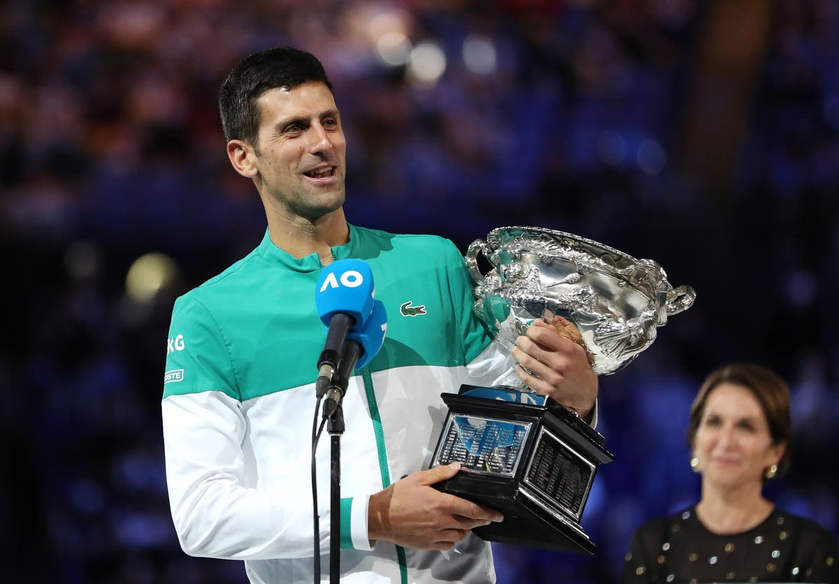 Australian Open fans blasted for booing covid jab during presentation