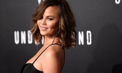 Backlash over Chrissy Teigen's moan about £9,500 bottle of wine