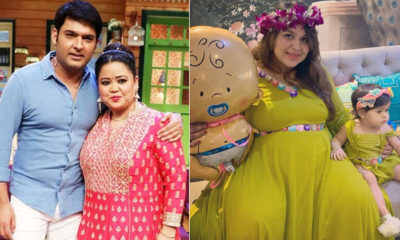 Bharti Singh congratulates Kapil Sharma and Ginni on arrival of baby boy | Bollywood Bubble