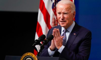 Biden hails US Covid vaccine programme after 50 million-dose milestone