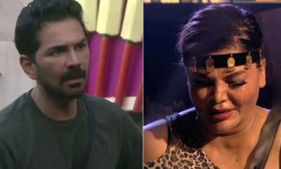 Bigg Boss 14: Rakhi Sawant breaks down brutally while deciding whether to save Abhinav Shukla or not | Bollywood Bubble