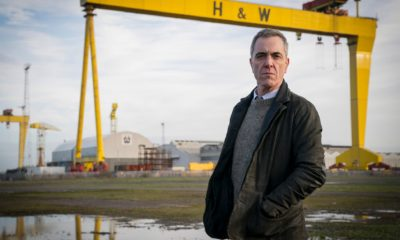 <p>The cold case has deep significance for Brannick (James Nesbitt) </p>