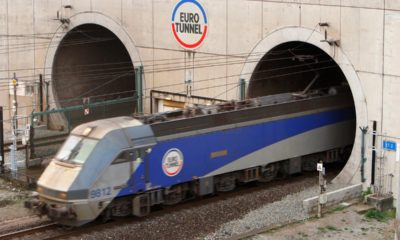 Brexit red tape chaos triggers collapse in trade going through Channel Tunnel