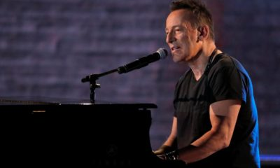 Bruce Springsteen 'did a shot of tequila before drink driving arrest