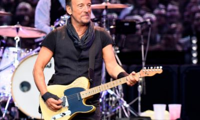 Bruce Springsteen faces drunk driving charge