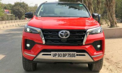 Modified 2021 Toyota Fortuner