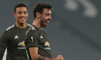 <p>Bruno Fernandes has made an incredible impact at Manchester United</p>