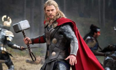 Chris Hemsworth 'suffers back injury' while filming new Thor film
