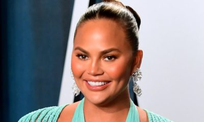 Chrissy Teigen celebrates being unfollowed by Joe Biden