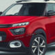 citroen cc21 compact suv rendered