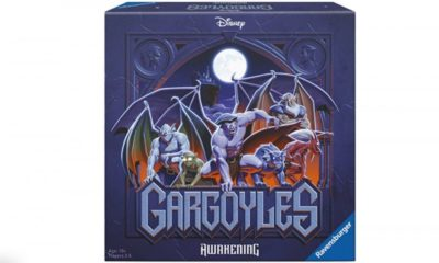 Disney's Gargoyles: The Awakening game box