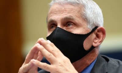 Dr Fauci: 'Possible' Americans could be wearing masks in 2022