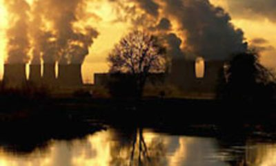 Power station giant Drax declares London can be global capital for green finance as it scraps plans for gas generator