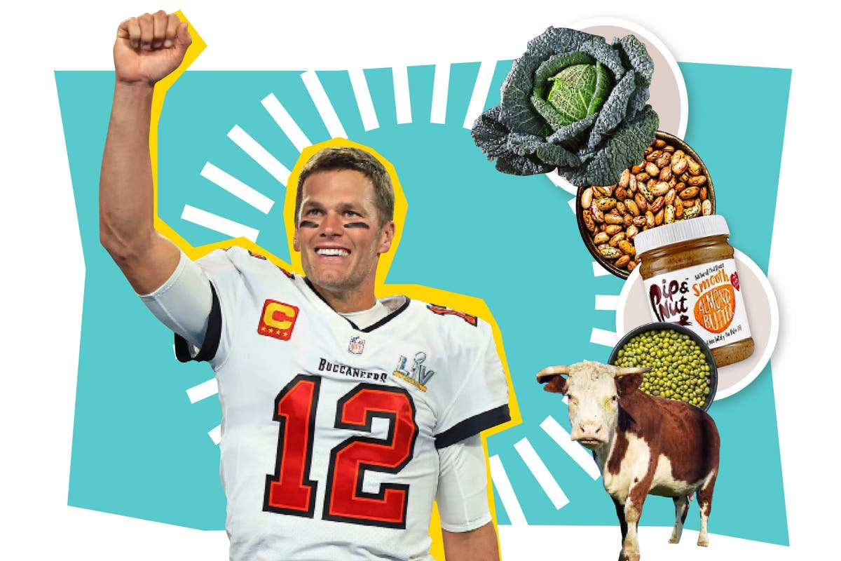 Electrolyte-infused water, infrared PJs and no tomatoes: a day in the life Tom Brady