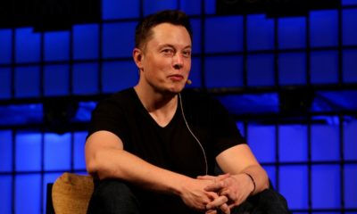 Elon Musk's Tesla buys £1.1bn of bitcoin - driving price to new high