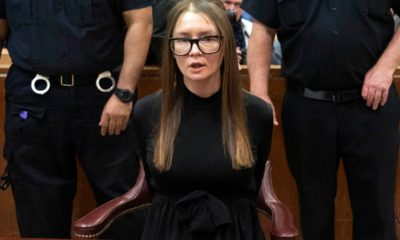 Fake heiress Anna Sorokin released from prison ahead of Netflix deal