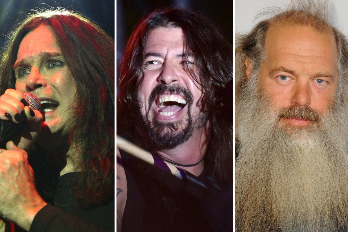 Foo Fighters aren't the only band to get haunted while making an album