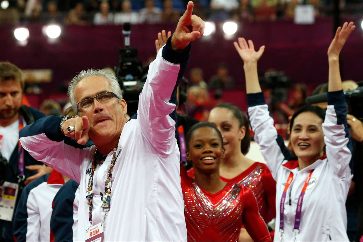 Former Olympics coach found dead after being charged with sex crimes
