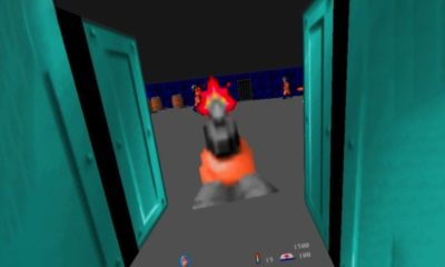 Get Nauseous Like It's 1992 With 'Wolfenstein 3D' on Oculus Quest